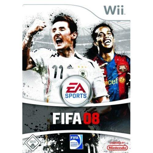 EA - FIFA 08 - Preis vom 02.08.2021 04:48:42 h