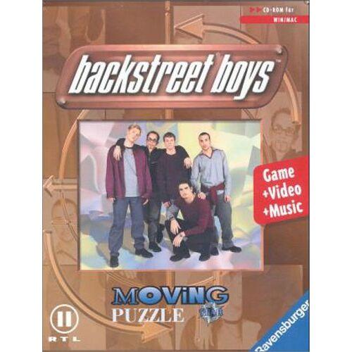 Ravensburger - Moving Puzzle Backstreet Boys - Preis vom 11.10.2021 04:51:43 h