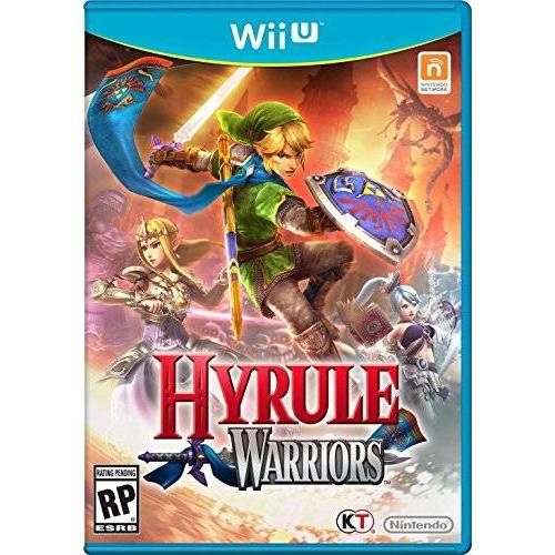 Nintendo Hyrule Warriors [Wii U] - Preis vom 23.09.2021 04:56:55 h
