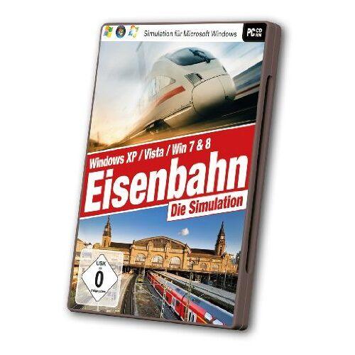 media Verlagsgesellschaft mbh - Eisenbahn - Die Simulation - Preis vom 23.09.2021 04:56:55 h