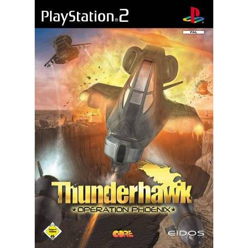 Eidos - Thunderhawk - Operation Phoenix - Preis vom 17.06.2021 04:48:08 h