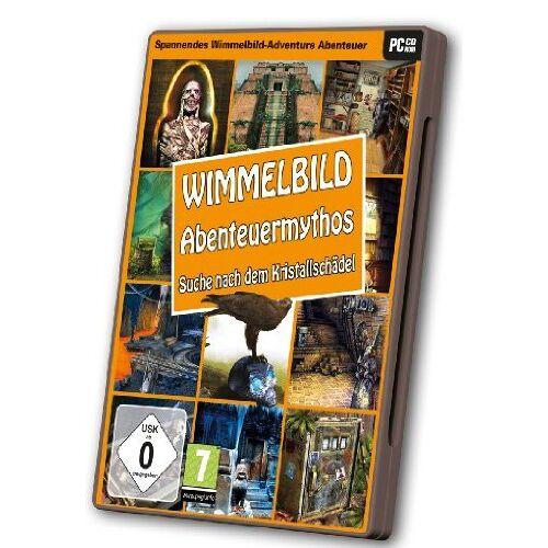 media Verlagsgesellschaft mbh - Wimmelbild Abenteuermythos - Suche nach dem Kristallschädel - Preis vom 22.09.2021 05:02:28 h
