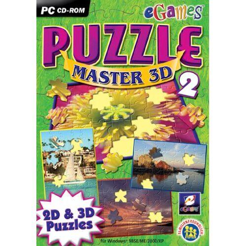 rondomedia GmbH - eGames Puzzle Master 3D 2 - Preis vom 19.06.2021 04:48:54 h