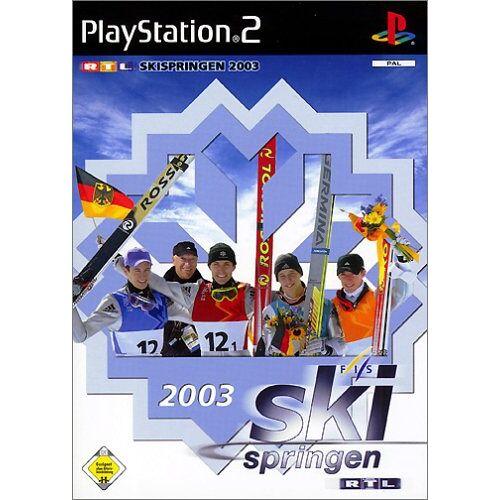 THQ - RTL Skispringen 2003 - Preis vom 16.06.2021 04:47:02 h