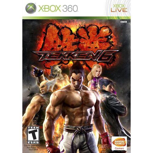 Iei Games - Tekken 6 [US] - Preis vom 16.06.2021 04:47:02 h