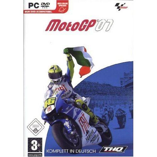 THQ - MotoGP 07 [Fair Pay] - Preis vom 21.06.2021 04:48:19 h
