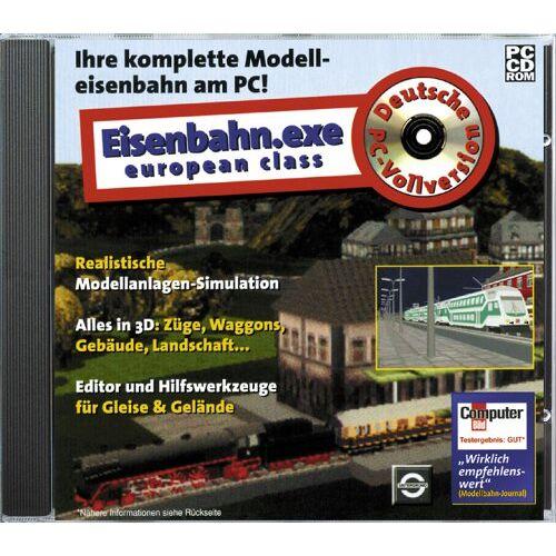 ak tronic - Eisenbahn.exe: European Class [Software Pyramide] - Preis vom 02.08.2021 04:48:42 h