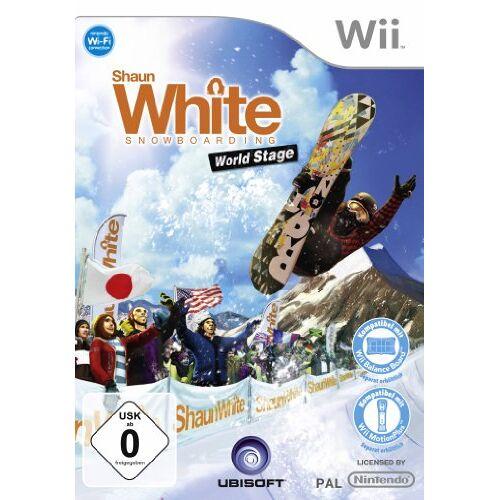 Ubisoft - Shaun White Snowboarding: World Stage [Software Pyramide] - Preis vom 18.06.2021 04:47:54 h