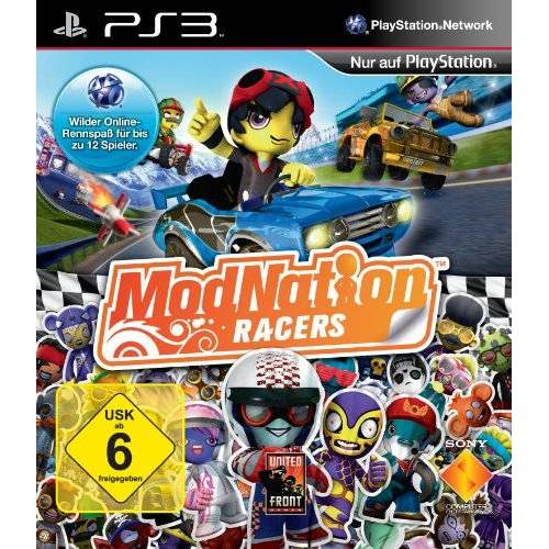 Sony ModNation Racers - Preis vom 16.06.2021 04:47:02 h