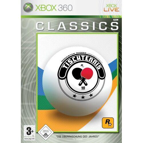 Rockstar Games - Rockstar Games präsentiert: Tischtennis [Xbox Classics] - Preis vom 15.09.2021 04:53:31 h