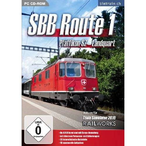 NBG - Train Simulator 2012 - Railworks 3: SSB Route 1 - Preis vom 18.06.2021 04:47:54 h