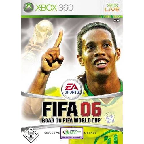 Electronic Arts FIFA 06 - Road to FIFA World Cup - Preis vom 02.08.2021 04:48:42 h