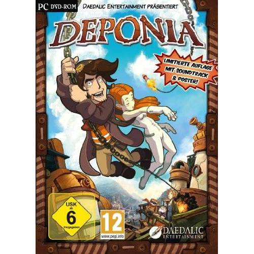 EuroVideo - Deponia - Preis vom 09.06.2021 04:47:15 h