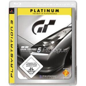Sony Gran Turismo 5 Prologue [Platinum] - Preis vom 17.09.2020 04:54:06 h