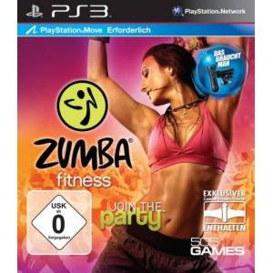 505 Games - Zumba Fitness - Join the Party (inkl. Fitness-Gürtel, Move erforderlich) - Preis vom 19.09.2020 04:48:36 h
