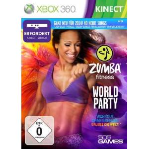 505 Games - Zumba Fitness World Party (Kinect) - Preis vom 20.09.2020 04:49:10 h