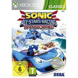 Sega - SONIC All-Stars Racing Transformed [Software Pyramide] - Preis vom 16.07.2020 04:56:28 h