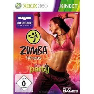 505 Games - Zumba Fitness - Join the Party (Kinect) - Preis vom 20.09.2020 04:49:10 h