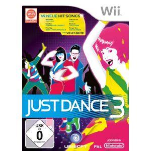 Ubisoft - Just Dance 3 - Preis vom 28.09.2020 04:48:40 h