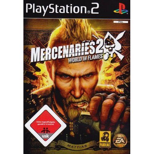 Electronic Arts Mercenaries 2: World in Flames - Preis vom 10.04.2021 04:53:14 h