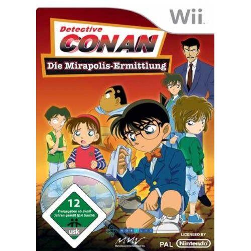 EA - Detektiv Conan - Die Mirapolis-Ermittlung - Preis vom 05.09.2020 04:49:05 h