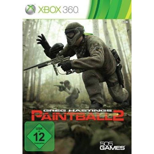 505 Games - Greg Hastings Paintball 2 - Preis vom 20.10.2020 04:55:35 h