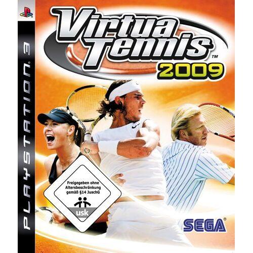 Sega - Virtua Tennis 2009 - Preis vom 13.08.2020 04:48:24 h