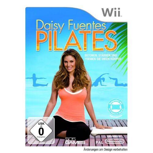 505 Games - Daisy Fuentes Pilates - Preis vom 07.03.2021 06:00:26 h