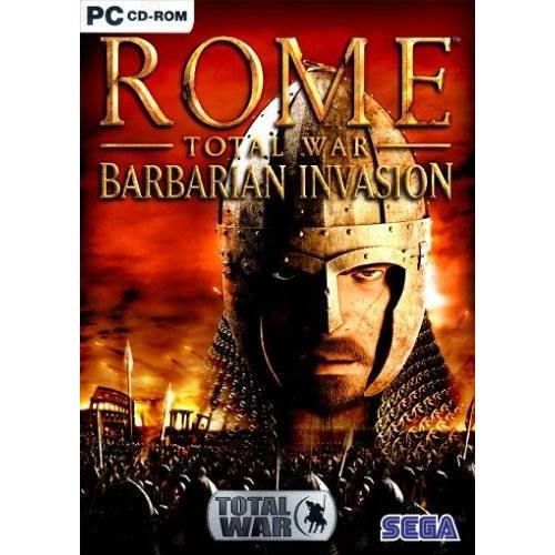 Sega - Rome: Total War - Barbarian Invasion (Add-On) - Preis vom 16.04.2021 04:54:32 h