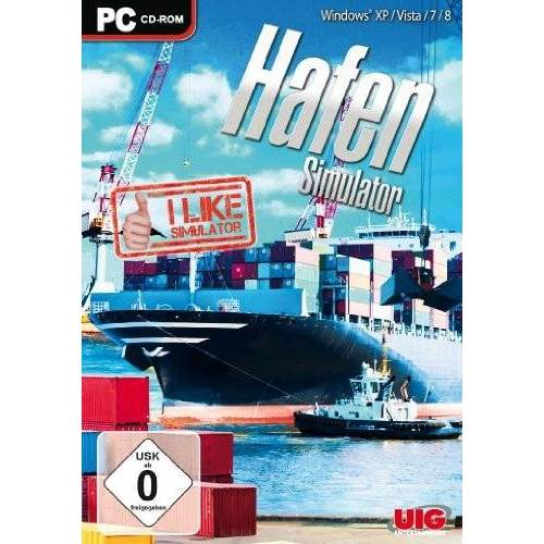 UIG - I like Simulator - Hafen Simulator - Preis vom 05.09.2020 04:49:05 h