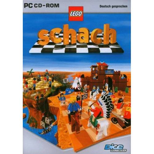 Lego Schach - Preis vom 20.10.2020 04:55:35 h