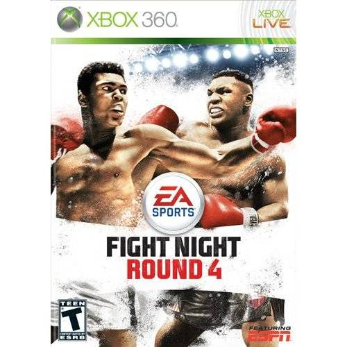 Electronic Arts Fight Night Round 4 - Xbox 360 by Electronic Arts - Preis vom 19.10.2020 04:51:53 h