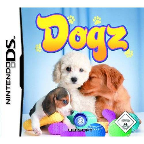 Ubisoft - Dogz - Preis vom 08.05.2021 04:52:27 h