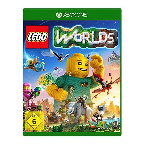 Warner Bros. - LEGO Worlds [Xbox One] - Preis vom 25.01.2020 05:58:48 h
