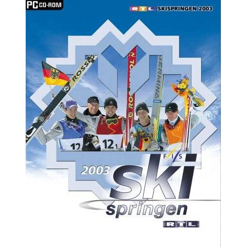 THQ Entertainment GmbH - RTL Skispringen 2003 - Preis vom 28.10.2020 05:53:24 h