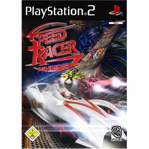 Warner Brothers - Speed Racer: The Videogame - Preis vom 06.05.2021 04:54:26 h