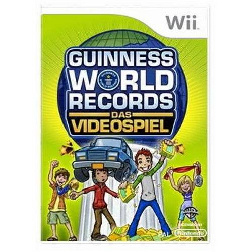 Warner Brothers - Guinness World Records - Preis vom 06.03.2021 05:55:44 h
