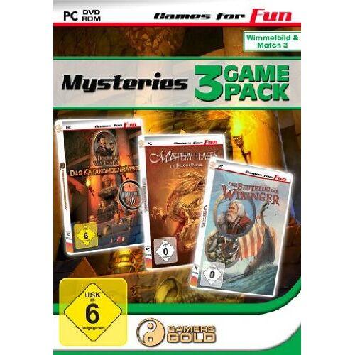 UIG - Mysteries: 3 Game Pack - Preis vom 12.05.2021 04:50:50 h