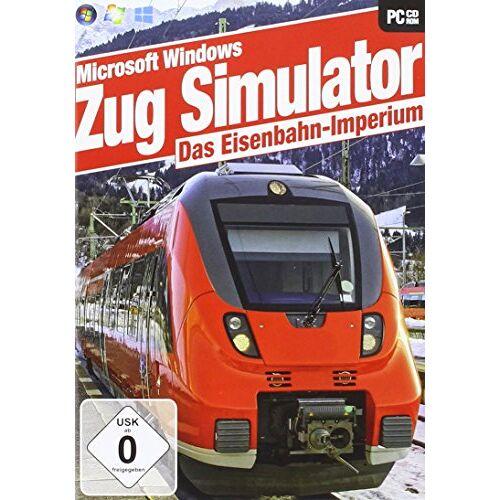 media Verlagsgesellschaft - Zug Simulator - Das Eisenbahn-Imperium - Preis vom 10.05.2021 04:48:42 h