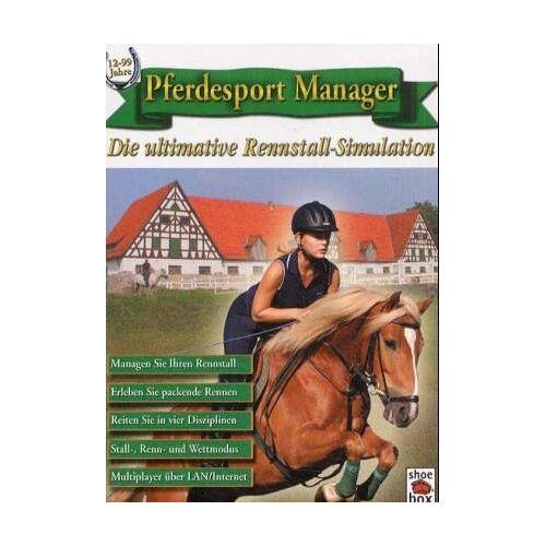 Shoebox - Pferdesport Manager - Preis vom 05.05.2021 04:54:13 h