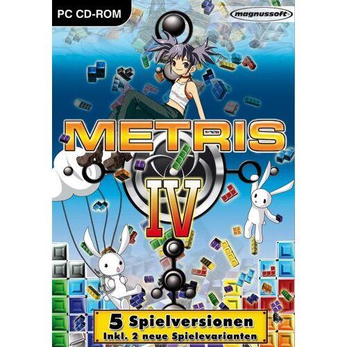 Koch Media GmbH - Metris IV (Manga Metris) - Preis vom 15.04.2021 04:51:42 h