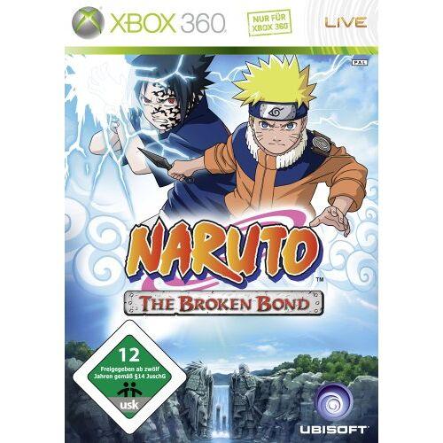 Ubisoft - Naruto - The Broken Bond - Preis vom 22.04.2021 04:50:21 h