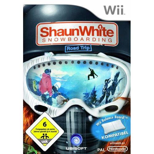 Ubisoft - Shaun White Snowboarding: Road Trip - Preis vom 18.10.2020 04:52:00 h