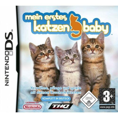 THQ - Mein erstes Katzenbaby - Preis vom 25.01.2021 05:57:21 h