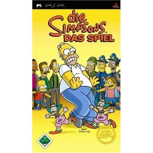 EA - Die Simpsons - Das Spiel - Preis vom 20.10.2020 04:55:35 h