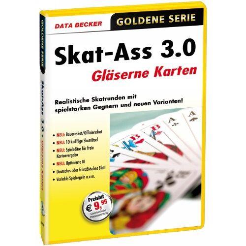 Becker Skat-Ass 3.0 Gläserne Karten - Preis vom 08.05.2021 04:52:27 h