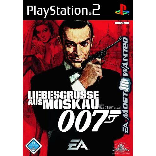 EA - James Bond 007 - Liebesgrüsse aus Moskau [EA Most Wanted] - Preis vom 03.09.2020 04:54:11 h
