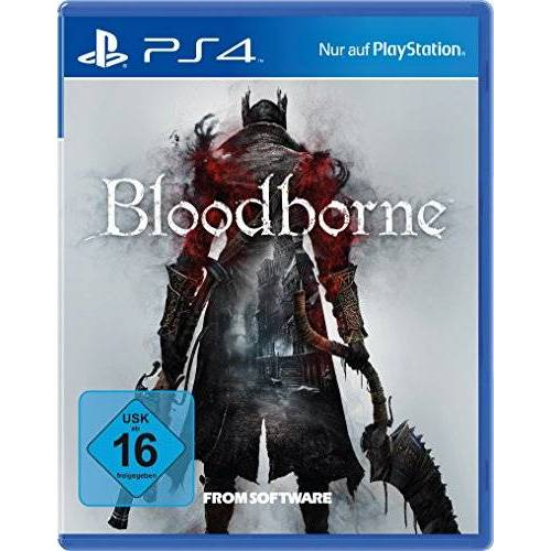 FromSoftwares - Bloodborne - Standard Edition - [PlayStation 4] - Preis vom 18.04.2021 04:52:10 h