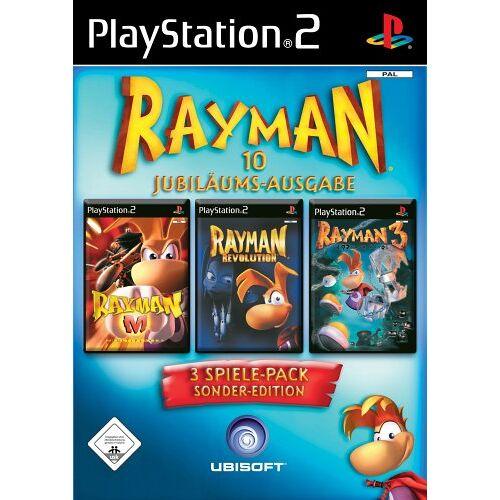 Ubisoft - Rayman Jubiläumsausgabe - Preis vom 05.04.2020 05:00:47 h