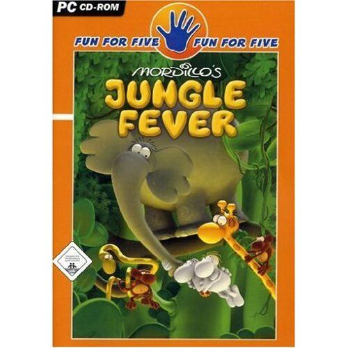 rondomedia GmbH - Fun For Five - Mordillo's Jungle Fever - Preis vom 26.01.2021 06:11:22 h